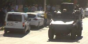 Gaziantep'te Teröristler Kendini Patlattı: 3 polis şehit