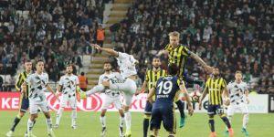 Fenerbahçe Konya'dan puanla döndü