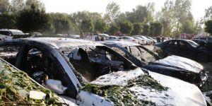 ATSO otoparkında patlama: 10 yaralı