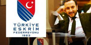 Abdurrahman Karataş, Eskrim Federasyonu Yönetimine Seçildi