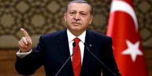 Erdoğan'dan Almanya'ya çok sert tepki
