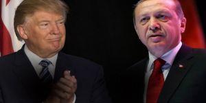 Erdoğan ile Trump ne görüştü!
