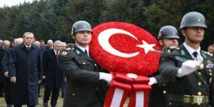Devlet erkanı 10 Kasım için Anıtkabir'de