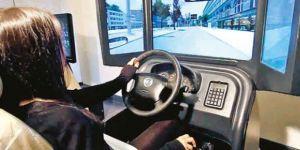 Mobil ehliyet sınavı geliyor