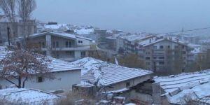 Kar, Ankara'da etkili oluyor: İstanbul ise..