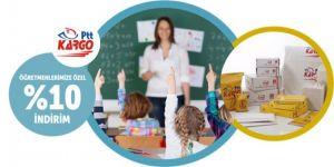 Öğretmenlere Yüzde 10 İndirim