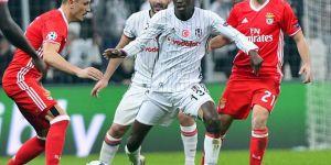 Beşiktaş, Benfica ile 3-3 berabere kaldı