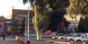 Valilik otoparkındaki patlama: 2 ölü, 16 yaralı