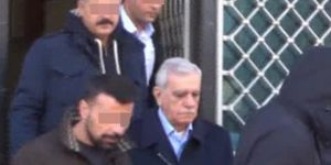 Ahmet Türk Silivri Cezaevi'ne gönderildi