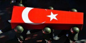 Uludere'de hain tuzak: 1 şehit