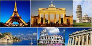 Avrupa'da Görülmesi Gereken 10 Şehir