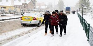 Meteoroloji'den İstanbul ve bu illere kar uyarısı