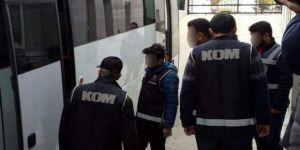 Adıyaman'da 7 FETÖ mensubu tutuklandı