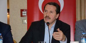 """Ali Yalçın'dan Bakan Yılmaz'a """"Beyaz Kitap"""" Sorusu"""