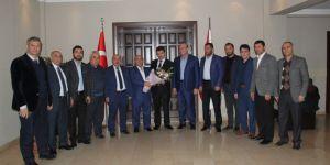Ankara Memur-Sen'den Emniyet Müdürlüğüne Taziye Ziyareti