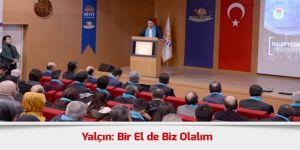 Ali Yalçın'dan Yetim Projesine Destek