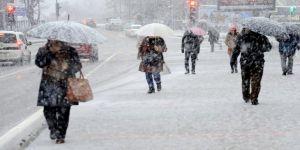 28 Aralık İl İl kar yağacak tüm yerler