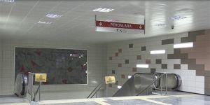 Keçiören Metrosu'nun güzergahı