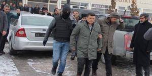 DBP'li başkan gözaltına alında