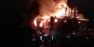 Aladağ'daki yurt yangını davasında müdürlere tahliye