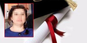 20 yıl sahte diplomayla öğretmenlik yaptı