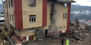 Yurt yangınında 4 yönetici yeniden tutuklandı
