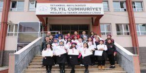 Bir Başarı Örneği ; Beylikdüzü 75. Yıl Cumhuriyet Mesleki ve Teknik Anadolu Lisesi