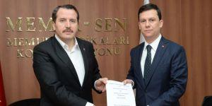 Memur-Sen'den AK Parti'ye KHK İhraçları Raporu