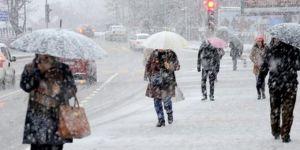 Yurtta hava durumu 15 Şubat 2017