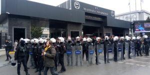 Marmara Üniversitesinde tehlikeli gerginlik