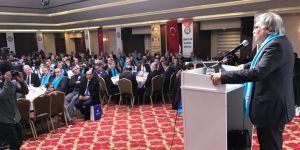 Selvi, Konya'da 'Vefa Buluşması'na katıldı