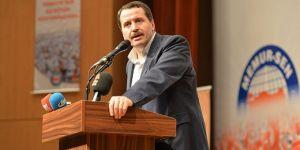 Ali Yalçın: Emekçilerin umudunu temsil ediyoruz