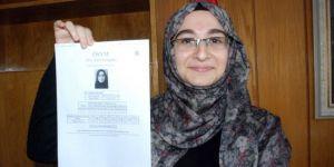 'Nefes açıcı tüp' nedeniyle iptal edilen sınavı geçerli sayıldı