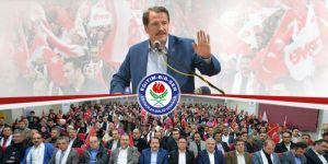Ali Yalçın: Emeğimizin hakkı için 'evet' diyeceğiz