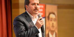 Ali Yalçın: 16 Nisan'da istiklal mührümüzü vuracağız
