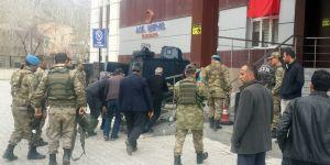 Van'da patlama: 1 asker yaralandı