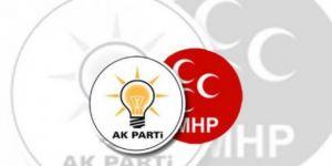 AK Parti yüzde 10 kayıp yaşadı, MHP'nin yüzde 35'i evet dedi