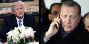 Trump'tan Erdoğan'a: Beraber yapılacak çok iş var