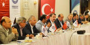Memur-Sen Başkanlar Kurulu Toplantısı Ankara'da yapıldı