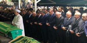 Gül'ün acı günü! Cenazeye katılmayan tek lider