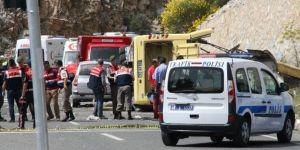 Kazada ölen 24 kişinin kimlikleri belirlendi