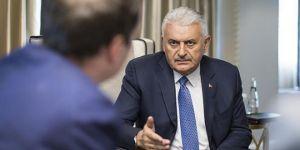"""Başbakan'dan Ak Parti Adına """"Racon"""" Kesenlere Tepki"""
