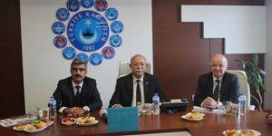 SGK'dan Türkiye Kamu-Sen'e Ziyaret