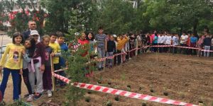Türkan Yamantürk İlkokulu'ndan Örnek Uygulama