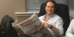 Sözcü gazetesi sahibi Burak Akbay'a yakalama kararı