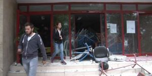 Ankara Üniversitesinde gerginlik: 21 gözaltı