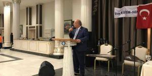 Genel Başkan Koncuk, Gazi Üniversitesi'nde İftar Programında Konuştu