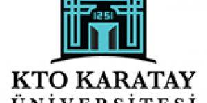 KTO Karatay Üniversitesi Öğretim Üyesi alım ilanı