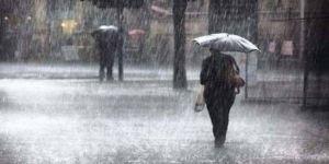 Meteoroloji'den sağanak yağış uyarısı!Hava durumu 12 Ocak 2018 Cuma