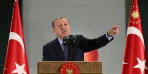 Erdoğan'dan, ABD'nin 12 Koruma Hakkında Tutuklama Kararına Tepki!